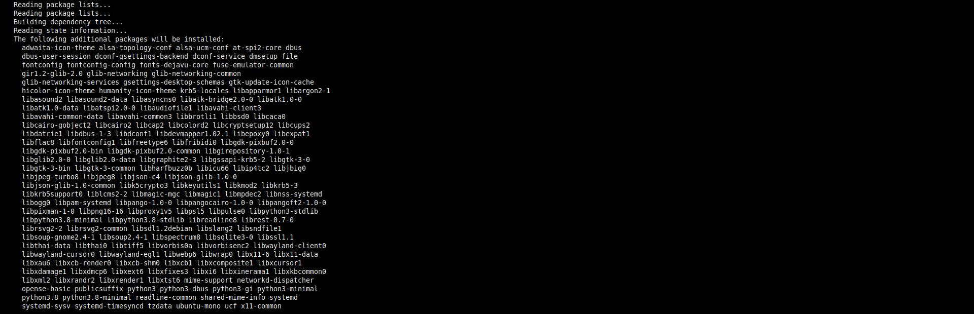 Gamedev Linux Development